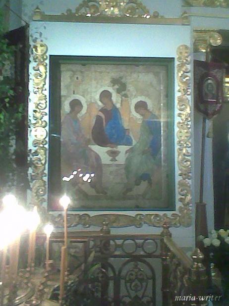Троица Рублева, 04 июня 2012