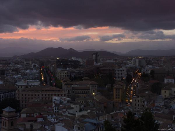 Закат над Гранадой-2