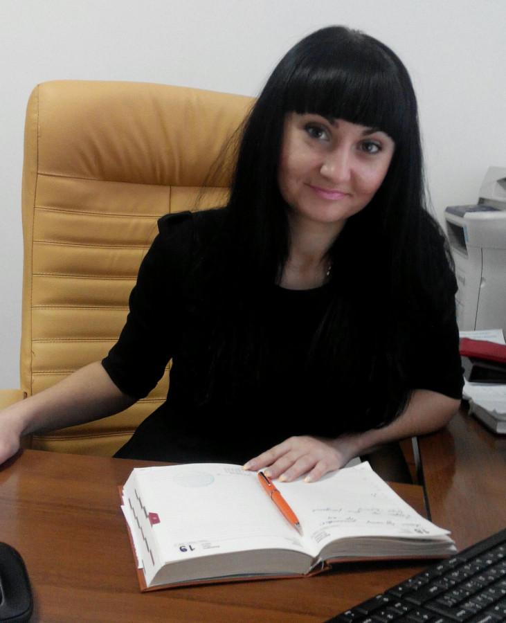 Тетяна Шкрабій - експерт