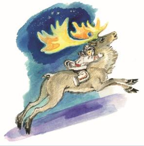 Детские сказки на английском языке читать