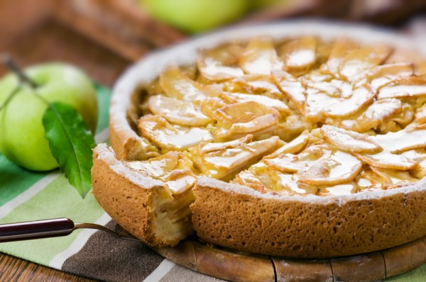 выпечка с яблоками шарлотка рецепты с фото