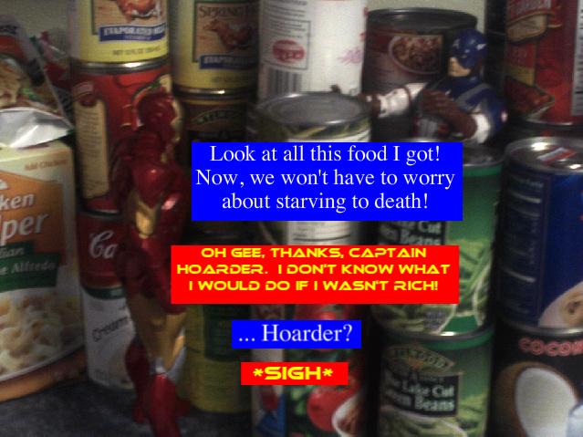 Captain Hoarder