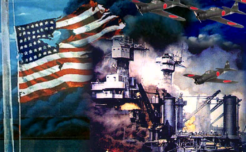 the attack on pearl harbor in 1941