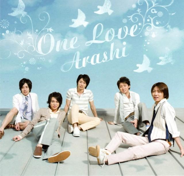 One Love_Arashi