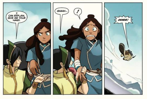 Obviously were Avatar the last airbender katara comic speak this