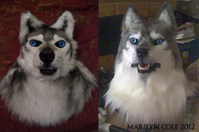 Fursuit Head Overhaul Strider Wolf How Do You Make