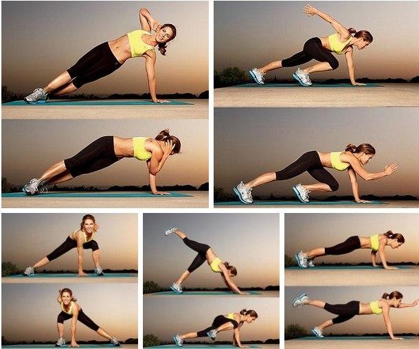 Какие упражнения надо делать, чтобы убрать живот