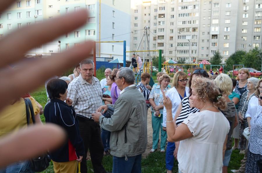 В Рязани закипели страсти... или АГИТ-ВСТРЕЧА ЖИТЕЛЕЙ С ДЕПУТАТАМИ 532547_900