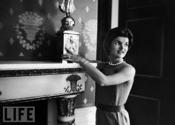 Жаклин Кеннеди и реконструкция Белого дома