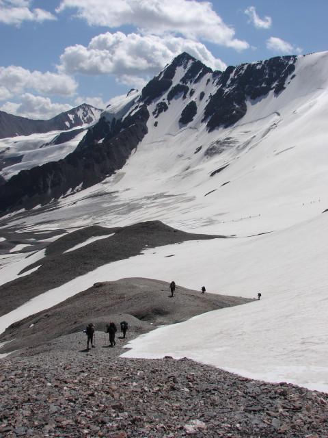 Киргизия. Перевал Иссык-Ата южный