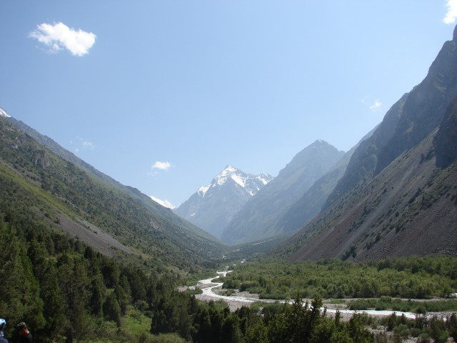 Киргизия. Пеший поход.