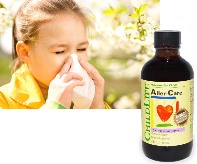 средство от аллергии зодак