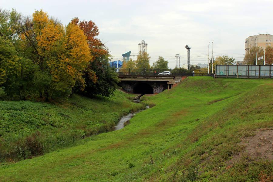 2. Державинский мост