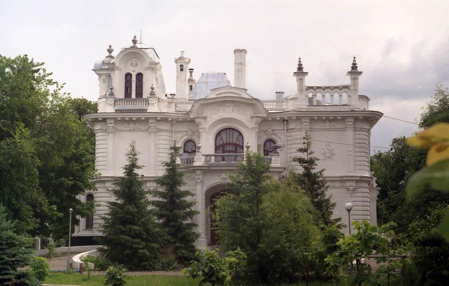 Дом Асеева в Тамбове. Фото 2000 г.