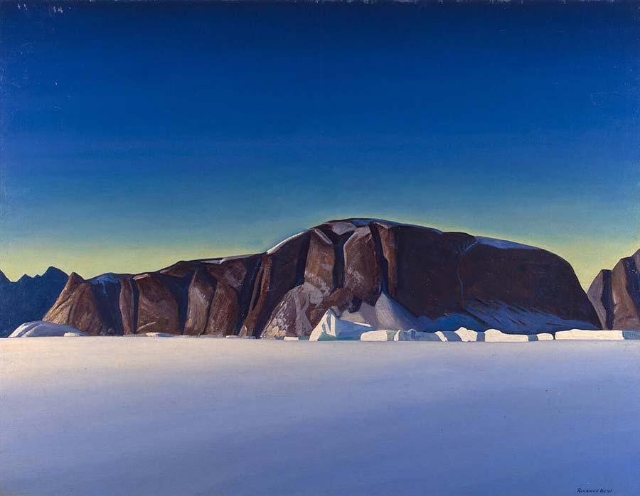 Рокуэлл Кент. Гренландский берег