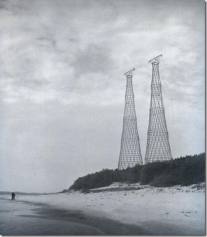 Шуховские башни на Оке (1927)