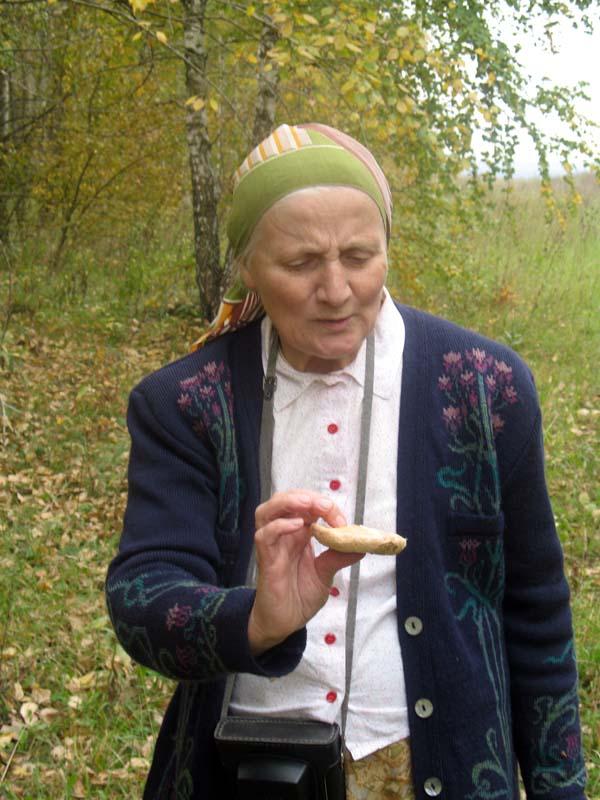 Наталия Дмитриевна Чичерина. Фото 24 сентября 2006 г.