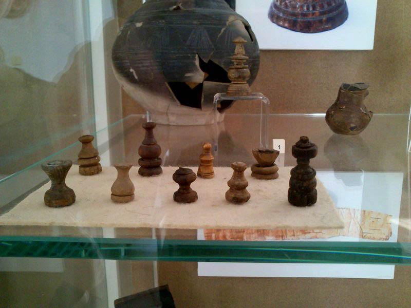 5 Древние шахматы