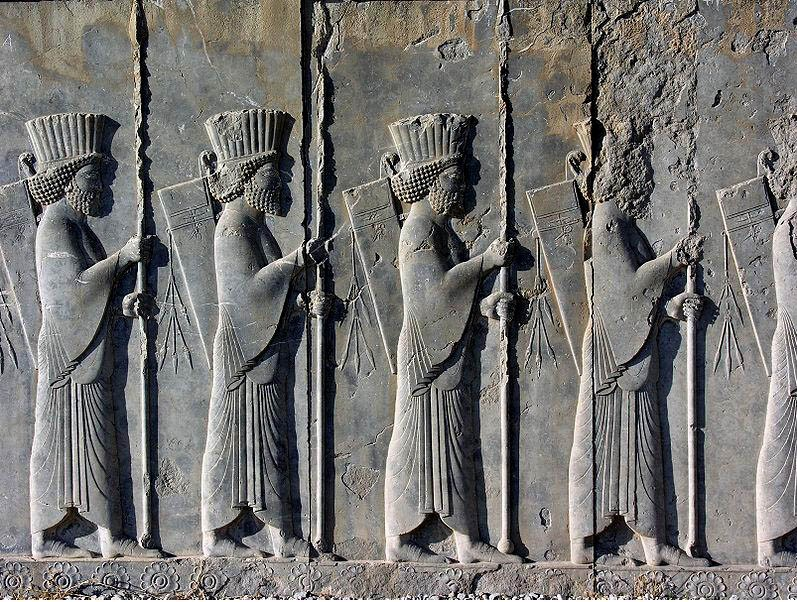 1 Рельеф из Персеполя