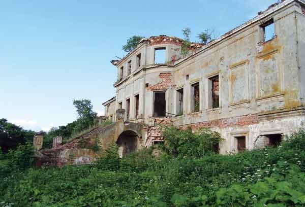 Усадебный дом в Подвязье (Нижегородская обл.). 2008