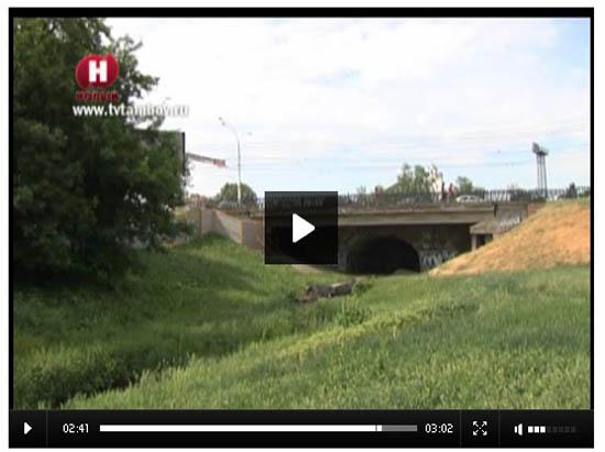 О Студенце и Державинском мосте