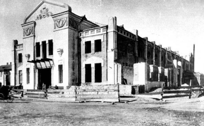 Здание концертного зала (до перестройки)