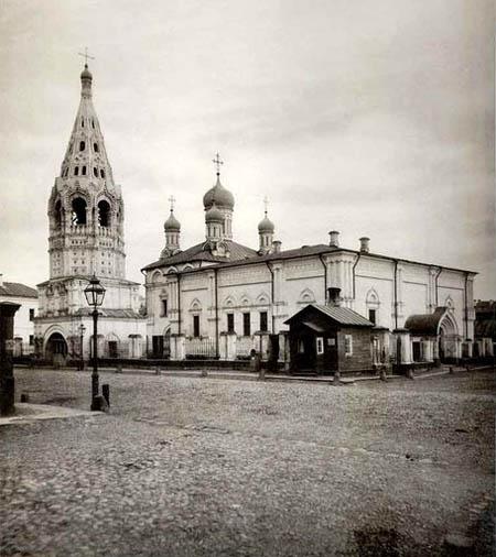 2. Церковь Троицы в Зубове