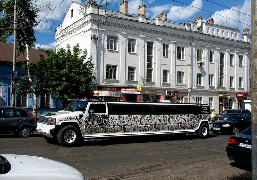 1 На Московской