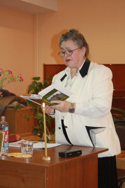 Лидия Александровна Перцева. Фото 2012 г.