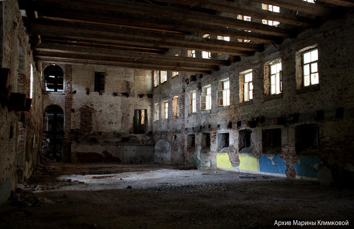 Здание бывшего военкомата, объекта культурного наследия. Тамбов. Фото 2017 года