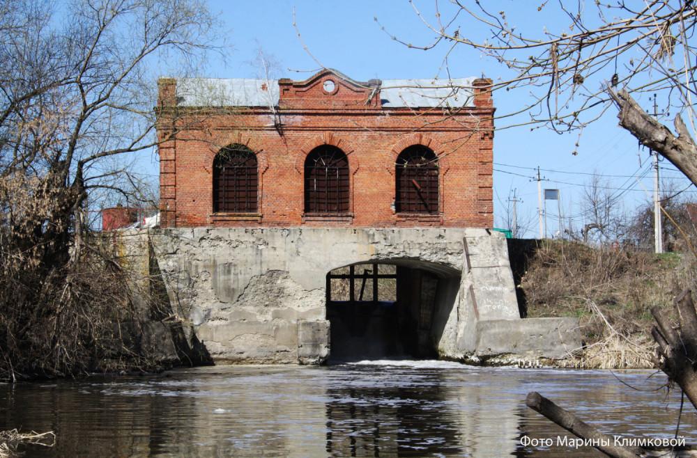 Тамбовская ГЭС. Фото 2019 года