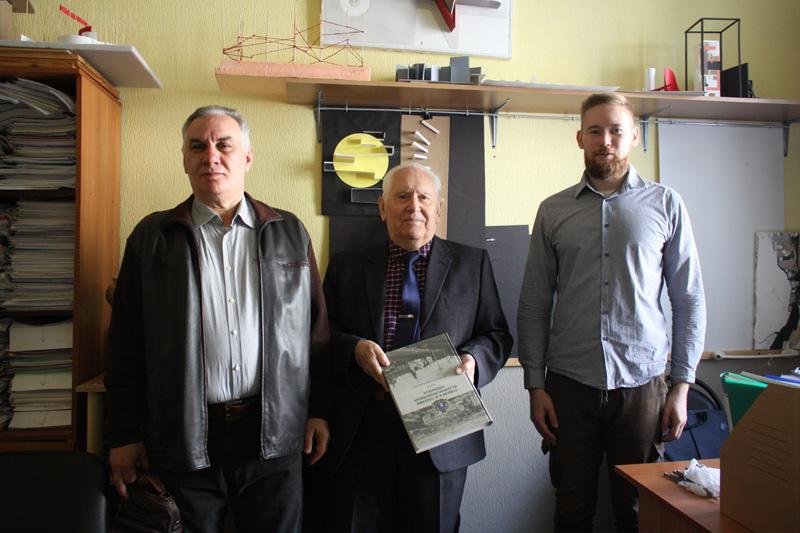 Ю.В. Плетнев, А.С. Куликов, А. Селиванов. ТГТУ. 26 сентября 2019 года