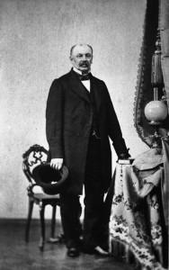Андрей Ильич Боратынский. Фото конца 1860-х гг.