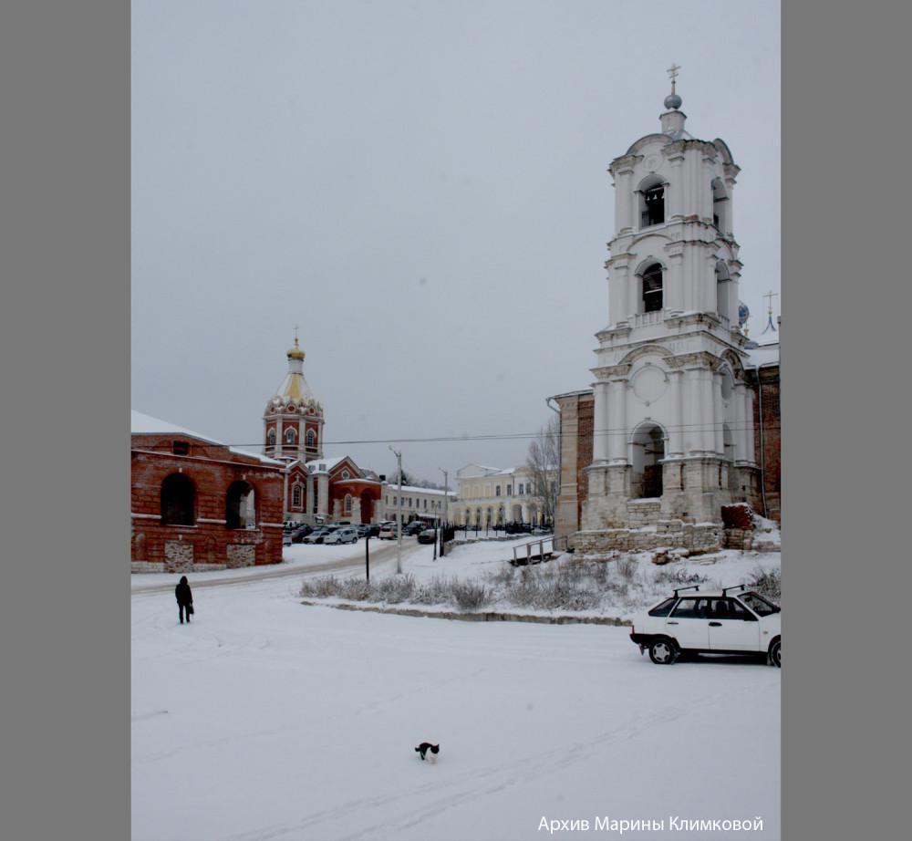 Касимов. Фото 25 ноября 2018 года