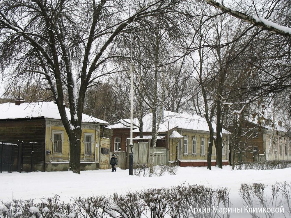 Старинный Тамбов. Фото 2007 года