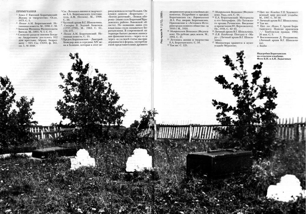 """Климкова М.А. """"Усталый труженик, спешу к родной стране...."""" // Мир музея. 1999. № 7 (ноябрь - декабрь)"""