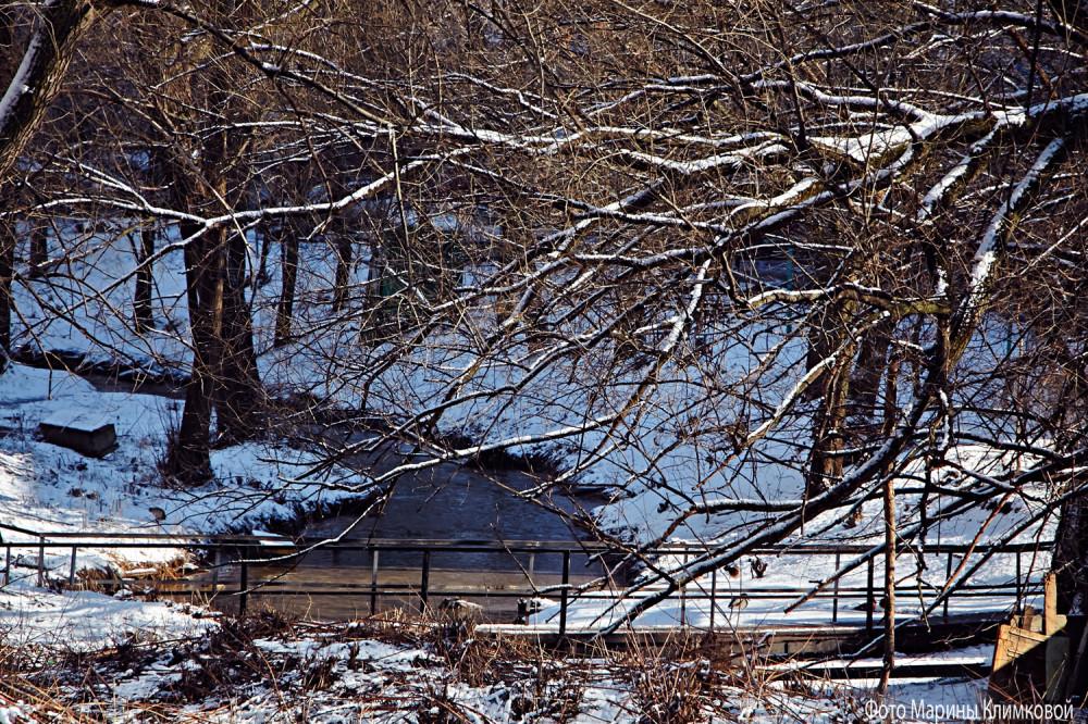 Студенец. Тамбов. Фото 29 февраля 2020 года