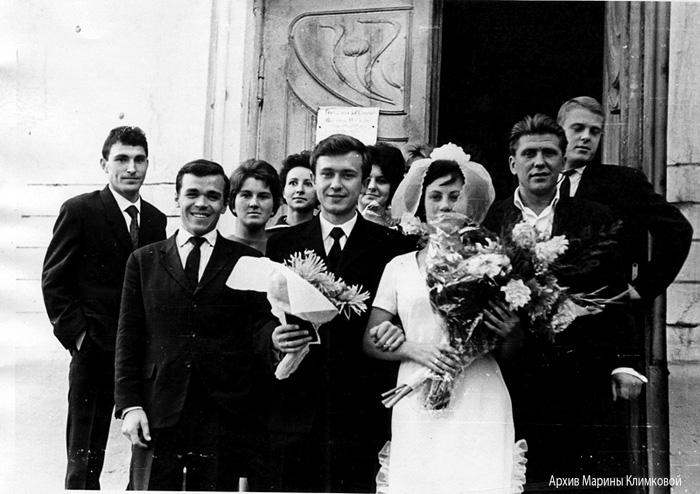 Свадьба тети Вали и дяди Витали