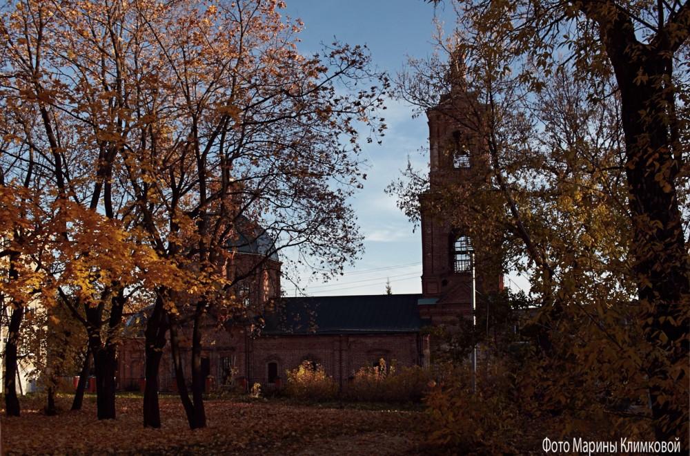 Старо-Казанский собор. Лебедянь. Фото 2018 года