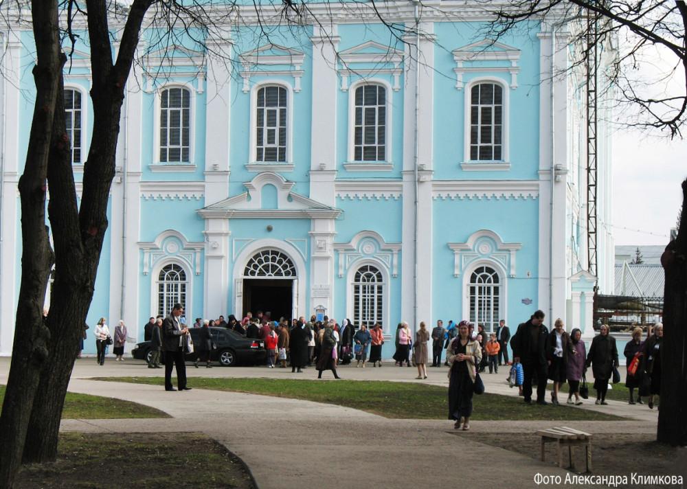 Тамбов. Фото Александра Климкова. 6 апреля 2008 года