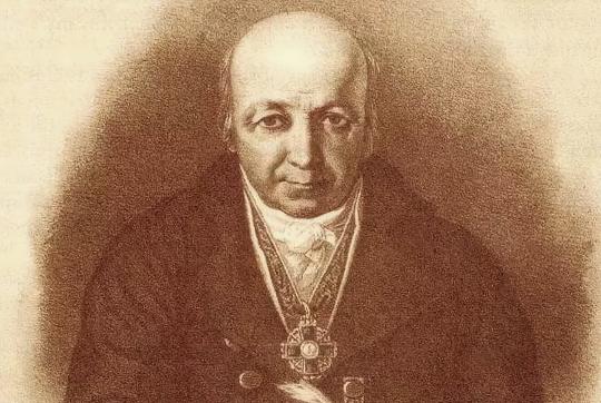 Главный правитель Русской Америки Александр Баранов.
