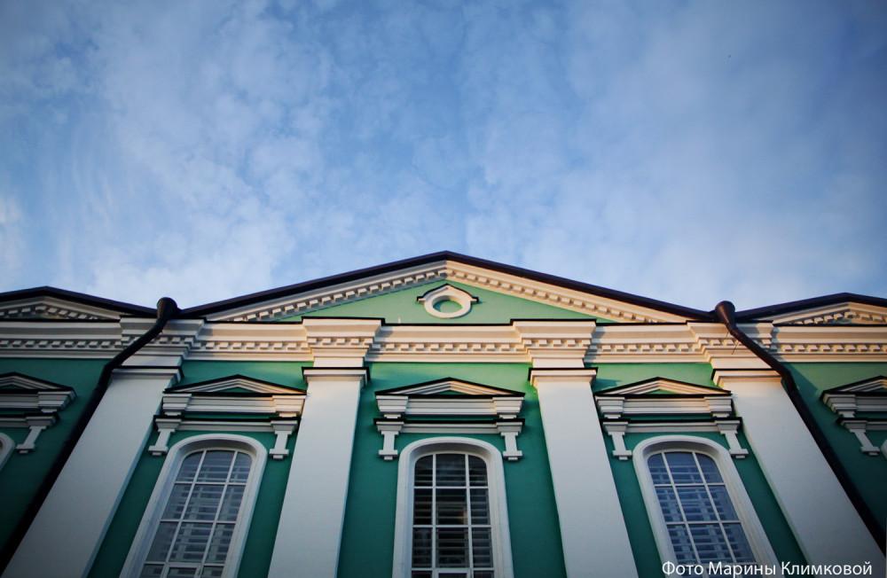 Спасо-Преображенский кафедральный собор. Тамбов. Фото 21 июля 2020 года
