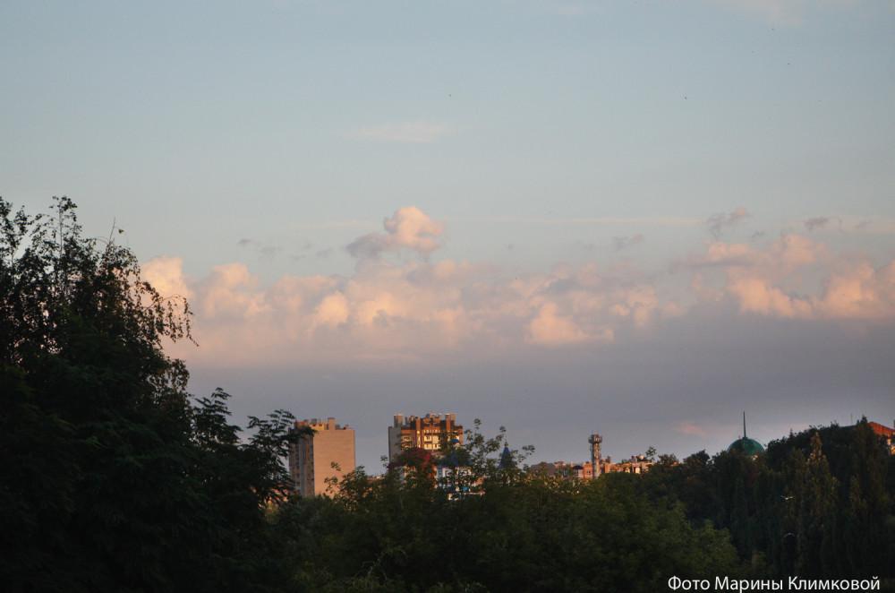 Тамбов. Фото 21 июля 2020 года