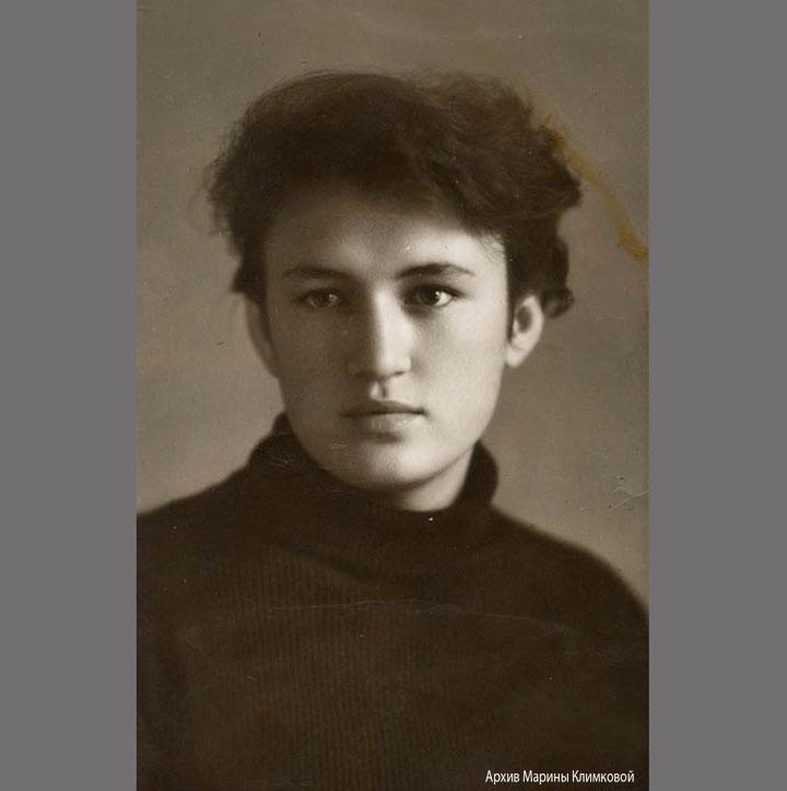 Нина Хитёва. 17 лет. Саратов
