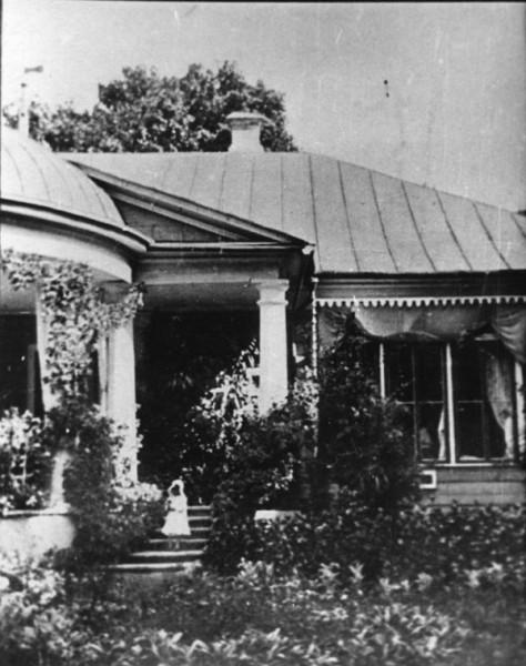Усадебный дом в  Маре. Фото начала 1900-х гг.