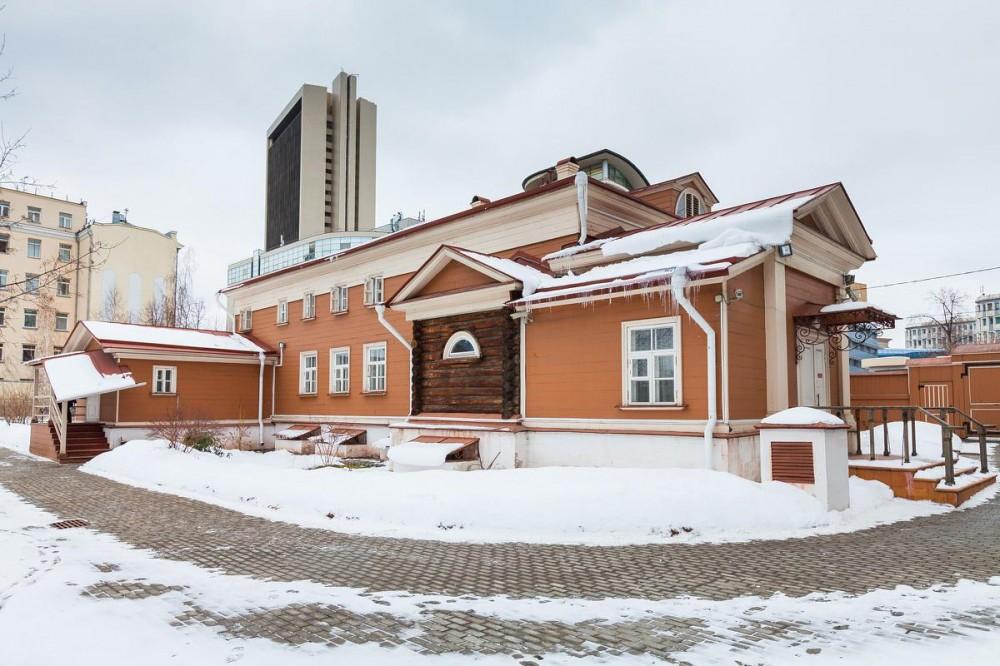 Дом-Музей М.С. Щепкина. Фото Е. Птушко