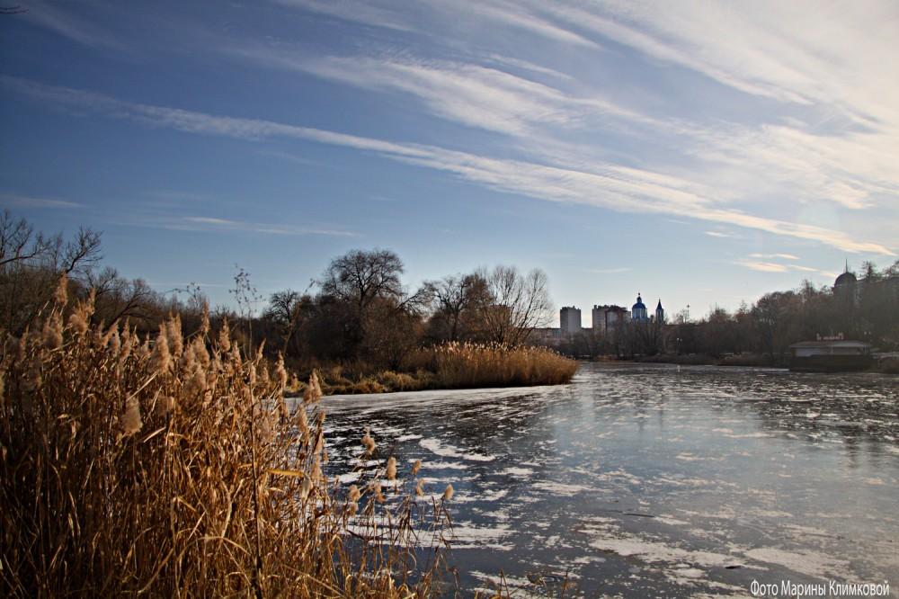 Покровская церковь. Тамбов. Фото 2 декабря 2020 года