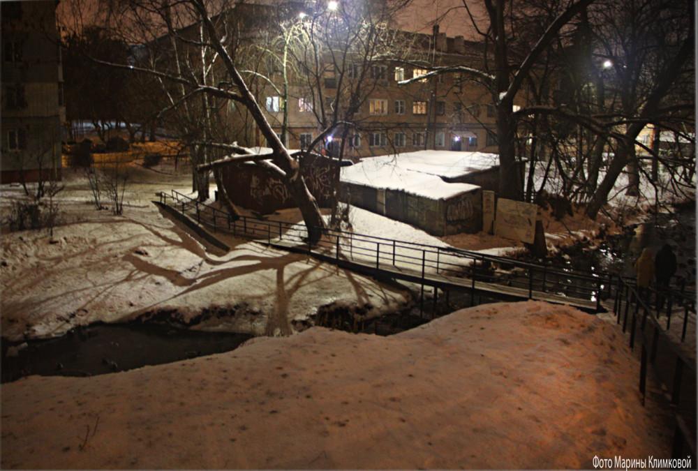 Студенец. Тамбов. Фото 7 января 2021 года
