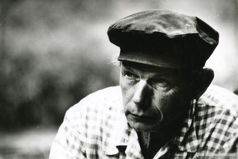 Николай Николаевич Третьяков. Починок. 1978 год