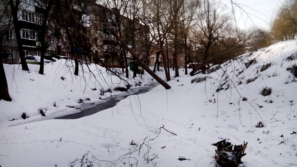 Студенец. Фото 14 февраля 2021 года